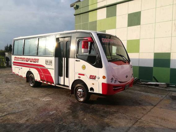 Bus Intermunicipal Cootransfunza - (ruta: Faca- Funza)