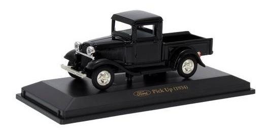 Ford Pickup 1934 1:43 Yatming Preto