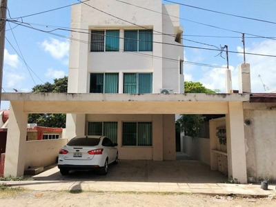 Renta De Departamento En Tampico, Col. Universidad Sur