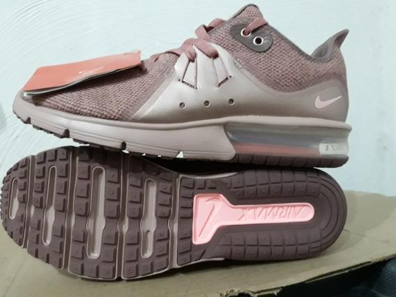 Zapatillas Nike Air Max Sequen 3 Talle 41 Unisex