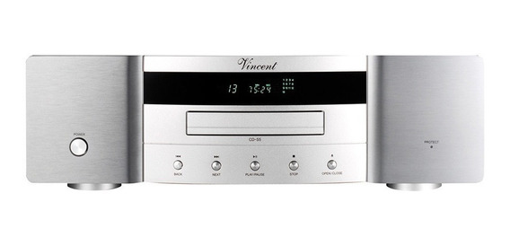 Cd Player Audiófilo Vincent Cd-s5 (silver)