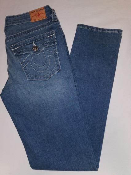 Jeans De Niño True Religion Relaxed Skinny Talla 12