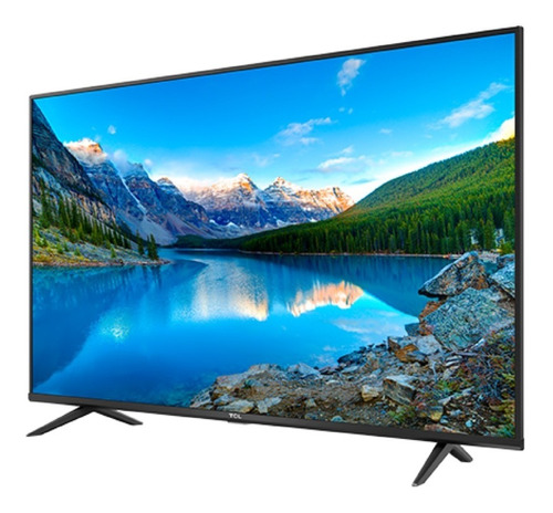 Tv Tcl 43 4k P615 Hdr Smart Android Bluetooth
