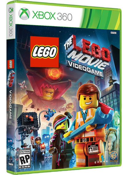 Lego Movie The Video Game Xbox360 Usado