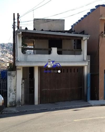 Imagem 1 de 16 de Casa A Venda Em  Barueri Com 2 Dorms E 2 Vagas - Ca00793 - 69375725