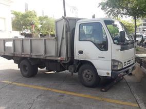 Camion Plataforma Nkr Ii Año 2007