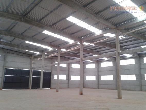 Galpão Industrial Venda Ou Locação - Ga0006