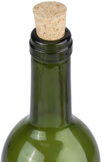 Corchos Conico Aglomerado Botella 3/4 (x250un)