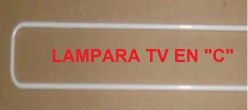 4 Tubos Ccfl En C De 72,5 Cm Para Tv 32