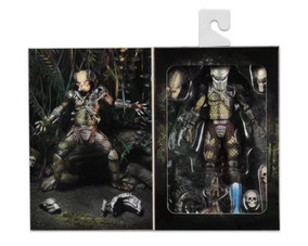 Action Figure Predador Jungle Hunter Neca 20cm