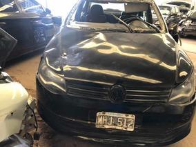 Volkswagen Voyage 1,6 Confortline Chocado No Volcado Funcion