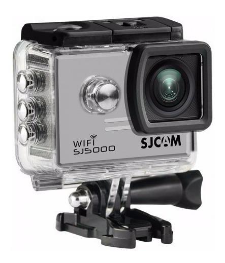 Filmadora Sjcam Sj5000 Wi-fi Full Hd