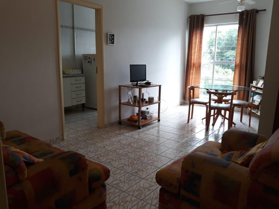 Apartamento Em Enseada, Guarujá/sp De 56m² 1 Quartos À Venda Por R$ 180.000,00 - Ap224547