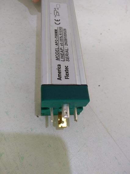 Regua Potenciometrica 750 Mm Sensor De Posição Linear 10k