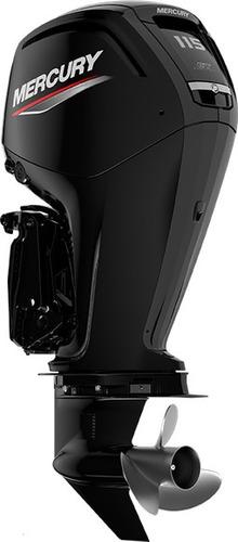 Motor De Popa Mercury 115 Elpt Ct Efi 4 T( Produtor Rural )