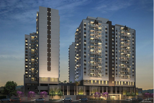 Apartamento À Venda No Bairro Cachambi - Rio De Janeiro/rj - O-8449-17476