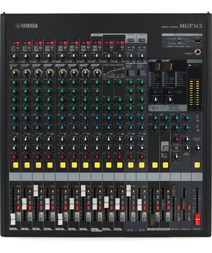 Consola Yamaha Mgp16x 16 Canales Nueva Garantia