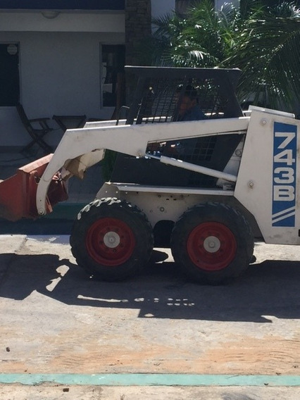 Mini Chover Bobcat 743 B