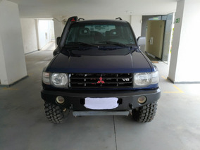 Mitsubishi Pajero 3.5 Gls Mid 3p