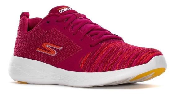 Zapatillas Mujer Skechers Go Run 600 Reactor - Ahora 12 -