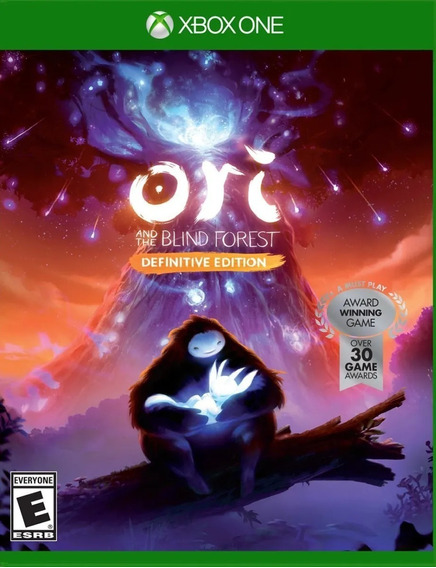 Ori And The Blind Forest Definitive Edition Xbox One Digital