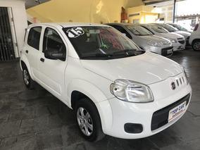 Fiat Uno Vivace 1.0 2015- Sem Entrada + Parcelas De R$ 599