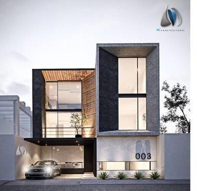 Residencia Exclusiva De Diseñador En Lomas De Angelopolis