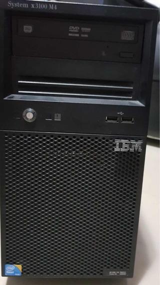 Servidor Ibm X3100 M4