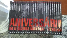 Coleção 70. Aniversário Da Ii Guerra Mundial 28 Volumes