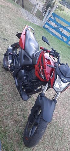 Imagem 1 de 10 de Honda Cbx 250 Twister