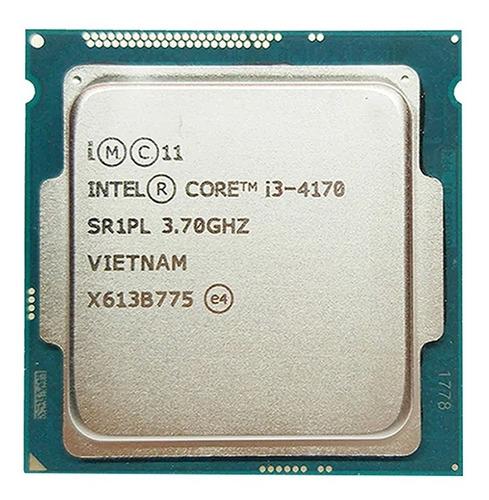 Imagem 1 de 3 de Processador Intel Lga 1150 Core I3-4170 3.70 3mb 4geracaooem