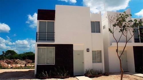 Casa En Residencial Privado Al Norte De Merida