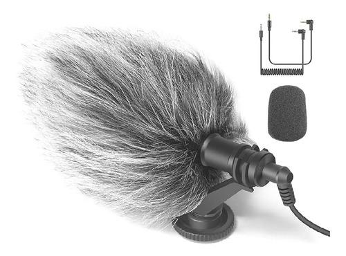 Microfono Para Camaras Celulares Y Pc