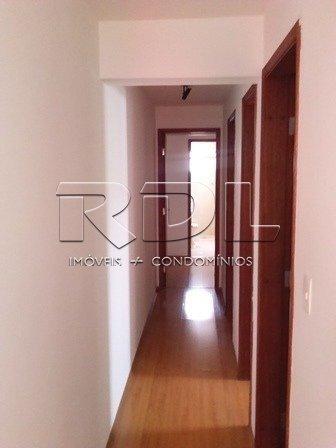 Apartamento Para Aluguel, 3 Quartos, 1 Suíte, 3 Vagas, Vila Bastos - Santo André/sp - 820