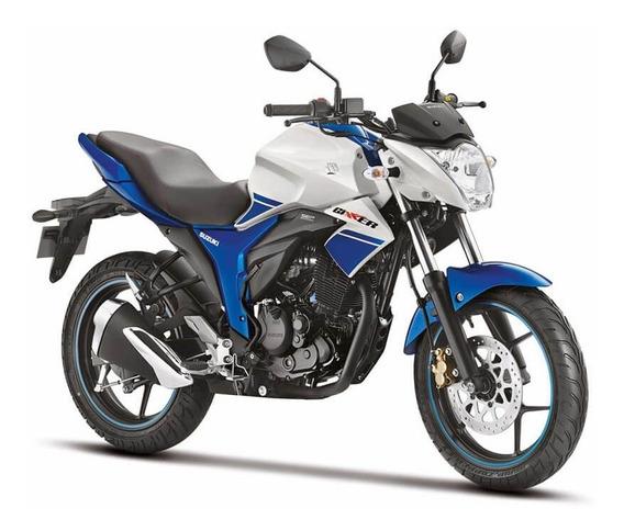 Suzuki Gixxer 150 - Isafranco