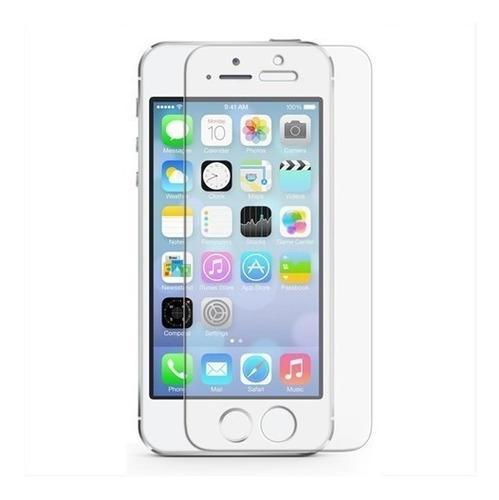 Imagen 1 de 2 de Protector Vidrio Templado iPhone 6s Plus 7s Plus 8s Plus