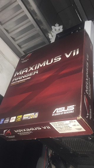 Kit Intel I5 4690k + Asus Maximus Vii + 2x 8gb 2400 Gskill