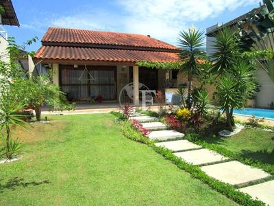 Casa Residencial À Venda, Pernambuco Ii, Guarujá - Ca2461. - Ca2461