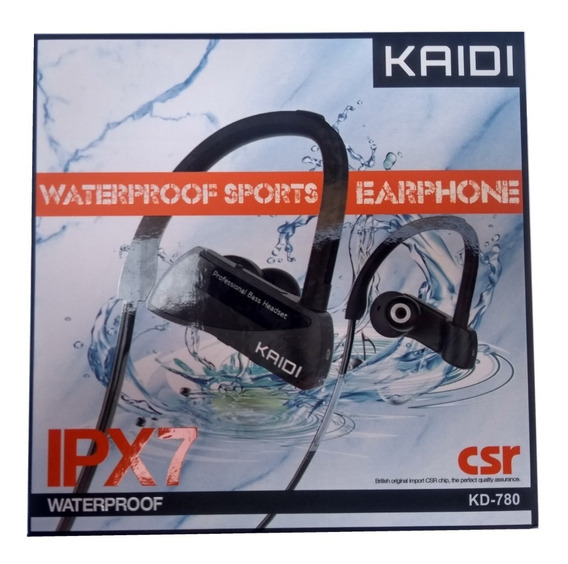 2 Unidades Fone Ouvido Bluetooth Kd780à Prova D