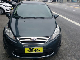 Ford New Fiesta Sedan Se1.6 Flex 2011 Completo Couro Cd Rds