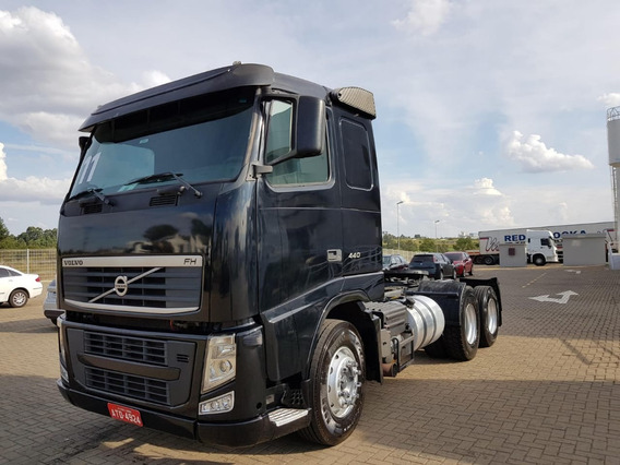 Volvo Fh12 440* 6x2 Manual
