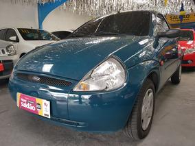Ford Ka 1.0 Image Direção Hidraulica 1999 Sem Entrada