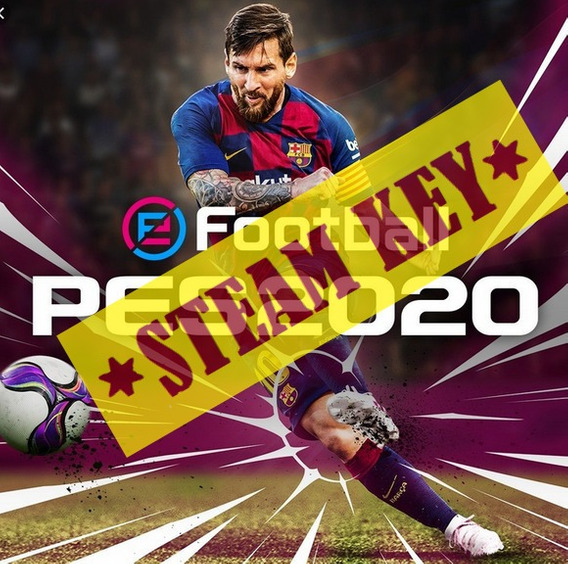 Pes 2020 Steam Key Original Efootball Pro Evolution Soccer