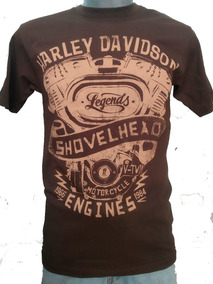 Playera Harley Davidson Legends