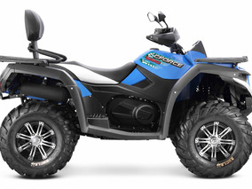 Fourwheel Rd. / 4wheel Cf Moto 550 Y 800cc Nuevos 0.millas