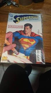 Superman Borrado N22