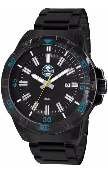 Relógio Technos Masculino Gremio Oficial Gre2315ad/4p Oferta
