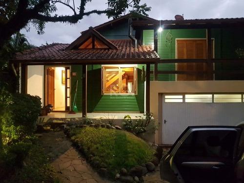 Casa Em Ipanema Com 3 Dormitórios - 169102