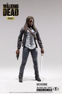 Michonne - Walking Dead - Mcfarlane Originales - Collectoys