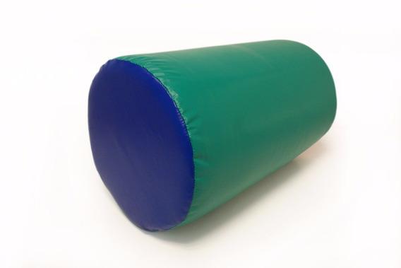 Cilindro Rodillo Psicomotricidad 80cms De Largo X 60cms Diam